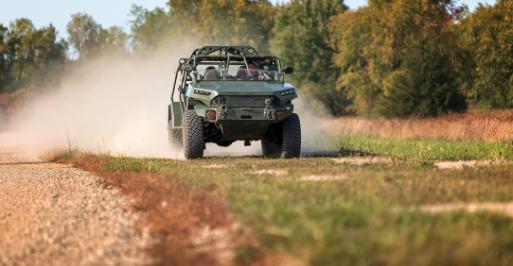 悍马EV现在与平民生活息息相关,因此美国陆军获得了首个通用ISV