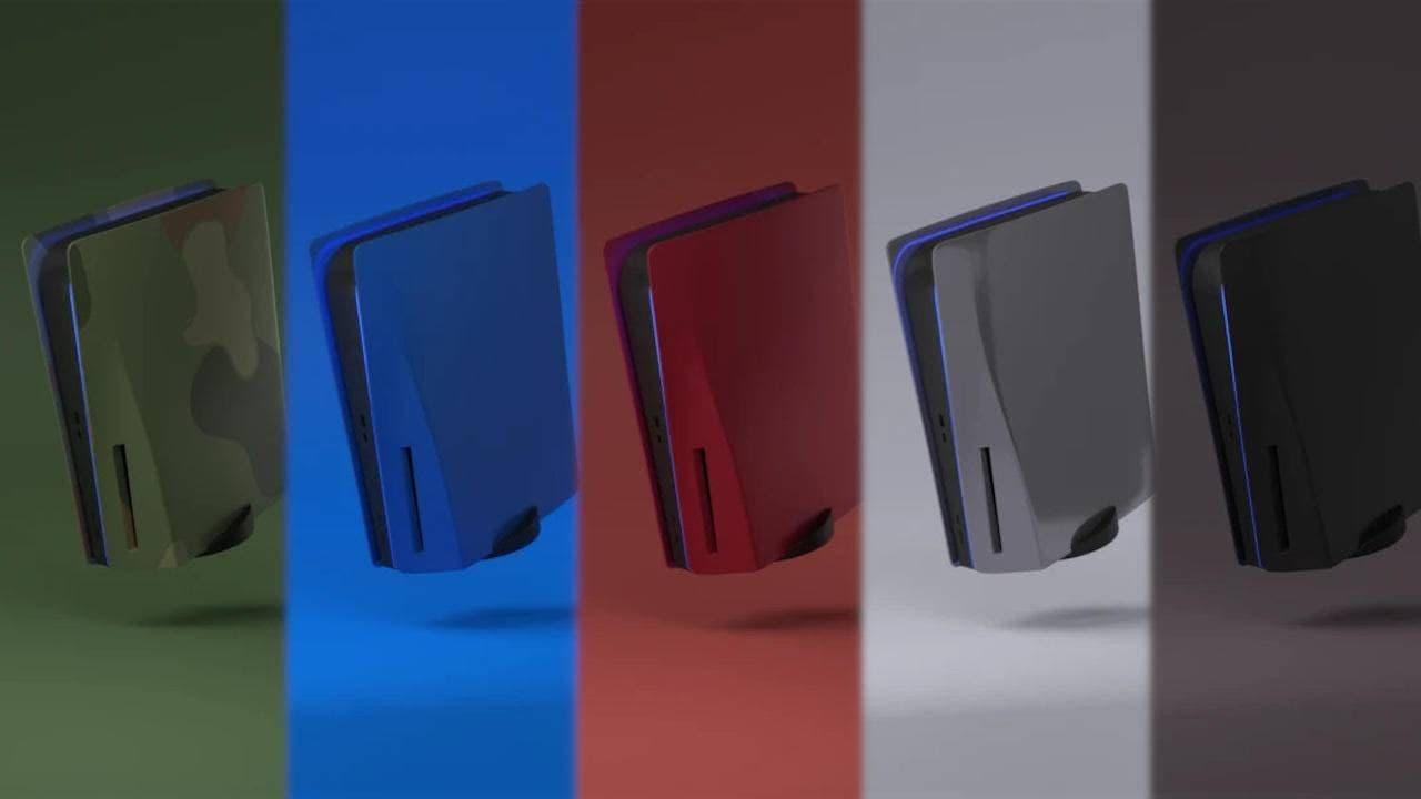 PS5定制面板厂商在索尼被法律警告后取消订单
