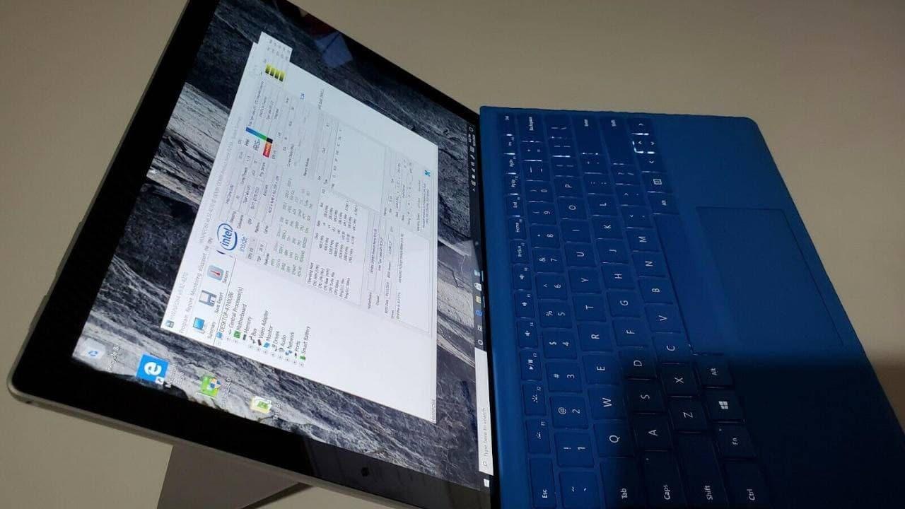 具有第11代Intel Core i7的微软Surface Pro 8原型在eBay上出售