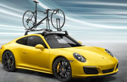 看看非常有用的保时捷赛车的自行车车架-领骑网