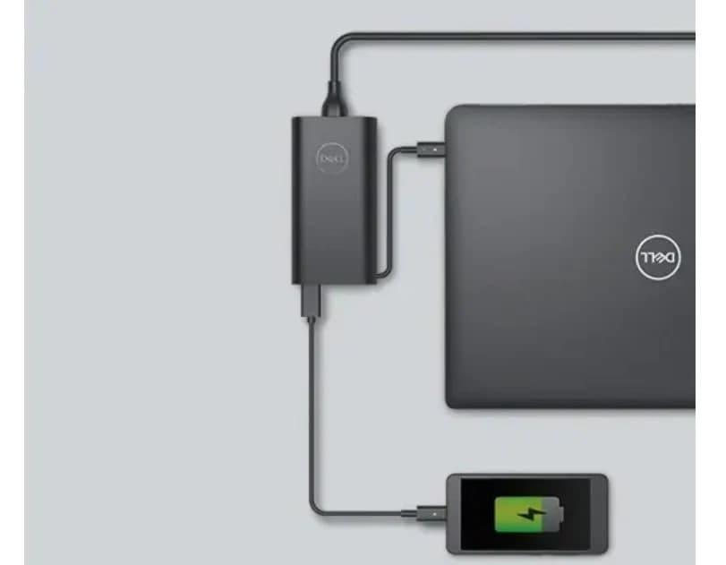 戴尔推出首款90W氮化镓GaN USB-C PD 3.0充电器