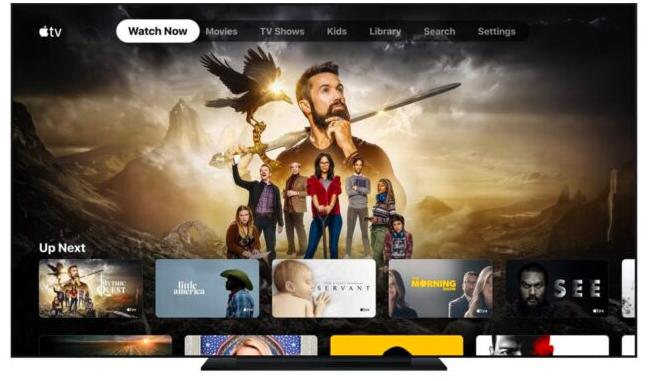 苹果Apple TV应用将于本月进入微软Xbox平台