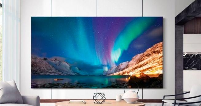 三星Mini LED智能电视将于2021年问世