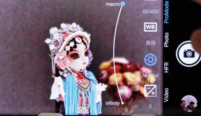 小米的伸缩镜头具有令人惊讶的设计