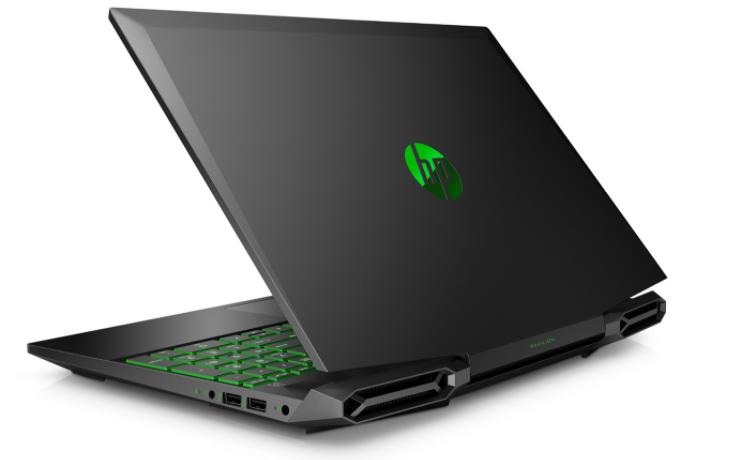 惠普推出大屏幕游戏笔记本电脑:Pavilion Gaming 16
