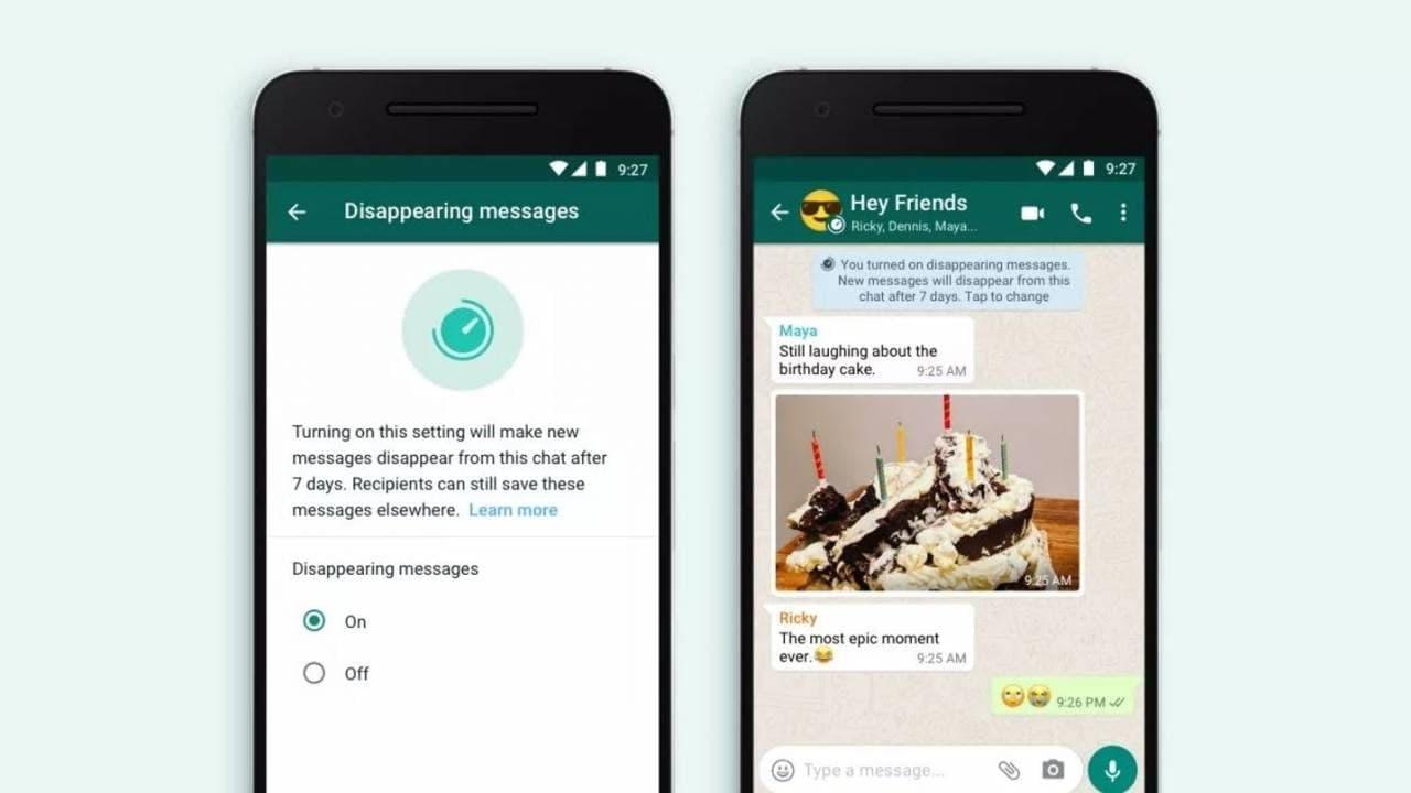 互联网信息:WhatsApp的最新功能可自动清除旧的垃圾邮件