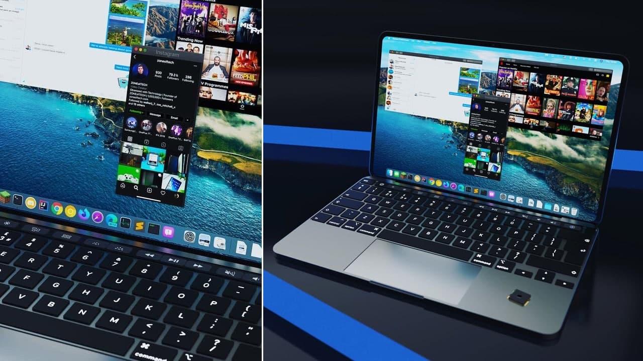 如果Apple Silicon MacBook像这样,我需要它