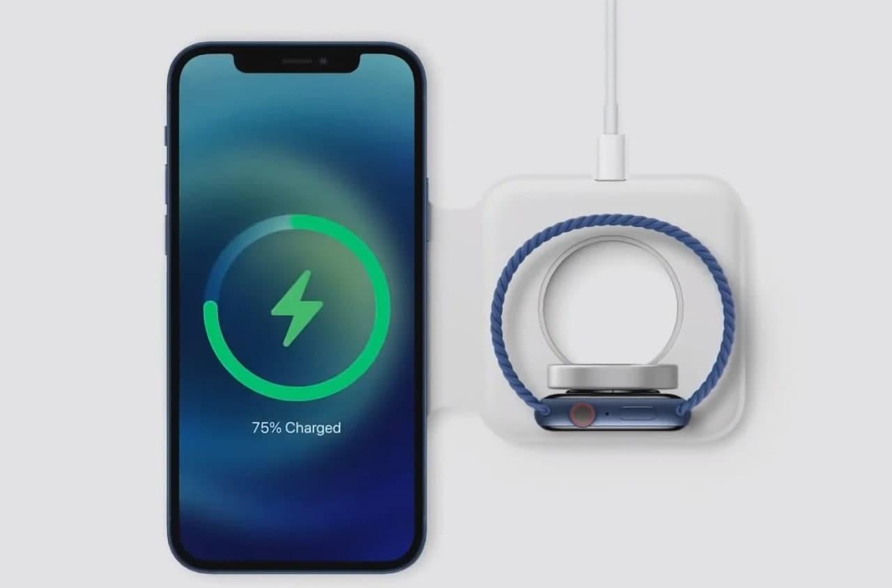 MagSafe Duo无线充电器和苹果iPhone 12皮套定价公布