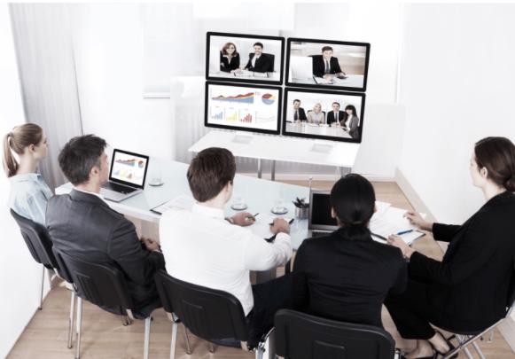 华为发布基于云的视频会议解决方案