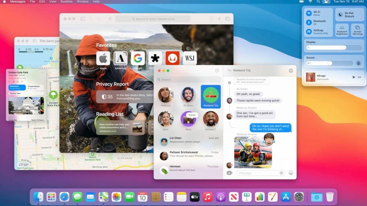 Apple M1和macOS Big Sur –准备提高速度