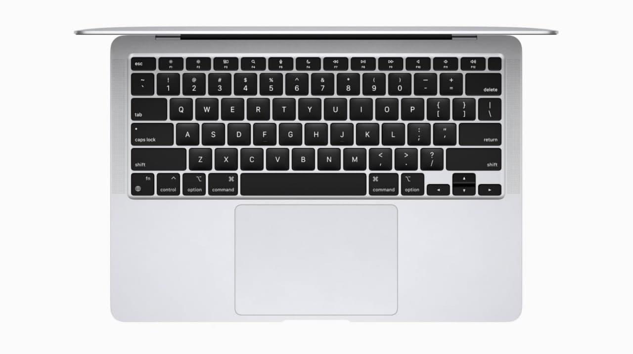 配备M1的MacBook  Air为Apple  Silicon提供了首款Mac