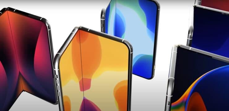 苹果首款可折叠iPhone将于2022年上市,起价为1,499美元