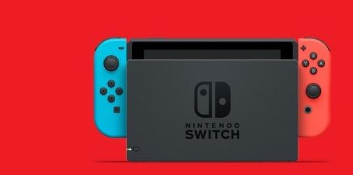 任天堂的Switch在美国的销量飙升