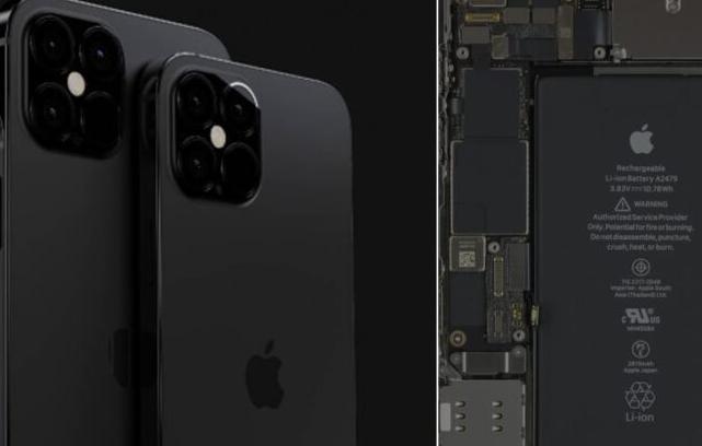 现在有关iPhone 13电池的泄漏已经出现
