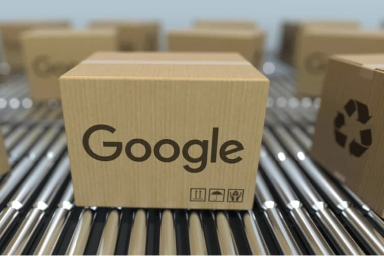 谷歌承诺到2025年放弃设备包装中的一次性塑料