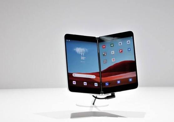 微软Surface Duo Android 11月更新现已可供下载