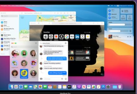 苹果公司为新版本的macOS中的安全漏洞和隐私侵犯指控辩护
