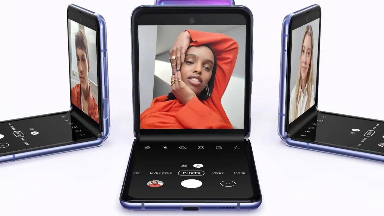 现在有传言称Galaxy Z Flip Lite是三星更便宜的可折叠手机
