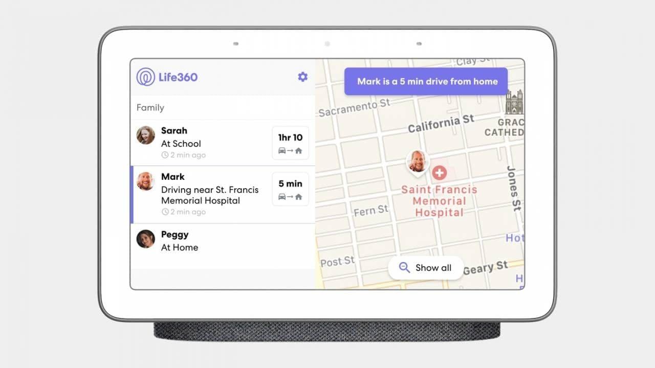 Google助理更新使您更容易跟踪家人