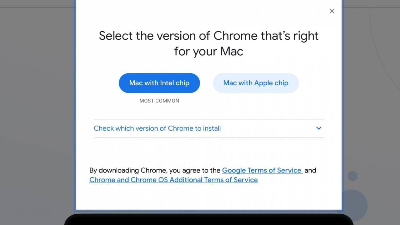 再次发布适用于Apple M1 Mac的Google Chrome