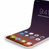 据报道,折叠式iPhone正在测试中,可能会在2022年9月发布
