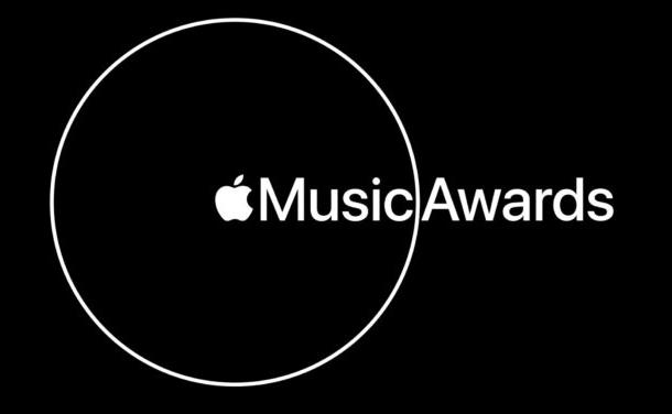 苹果宣布2020年Apple Music大奖得主