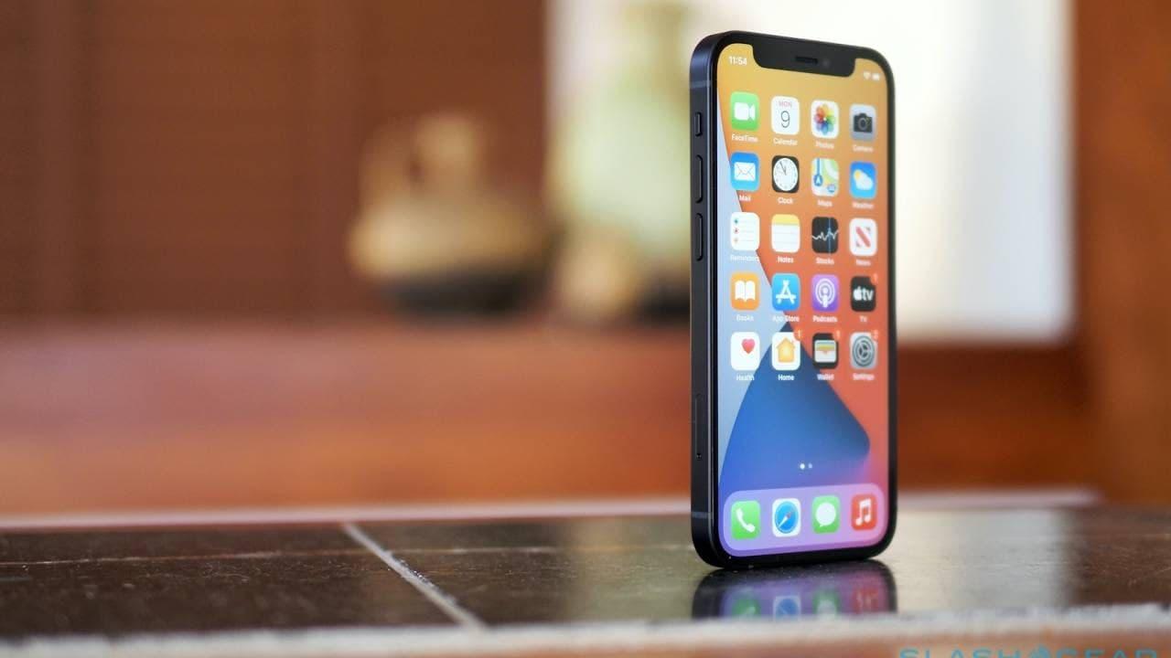 苹果发布带有iPhone 12mini锁屏修复功能的iOS 14.2.1