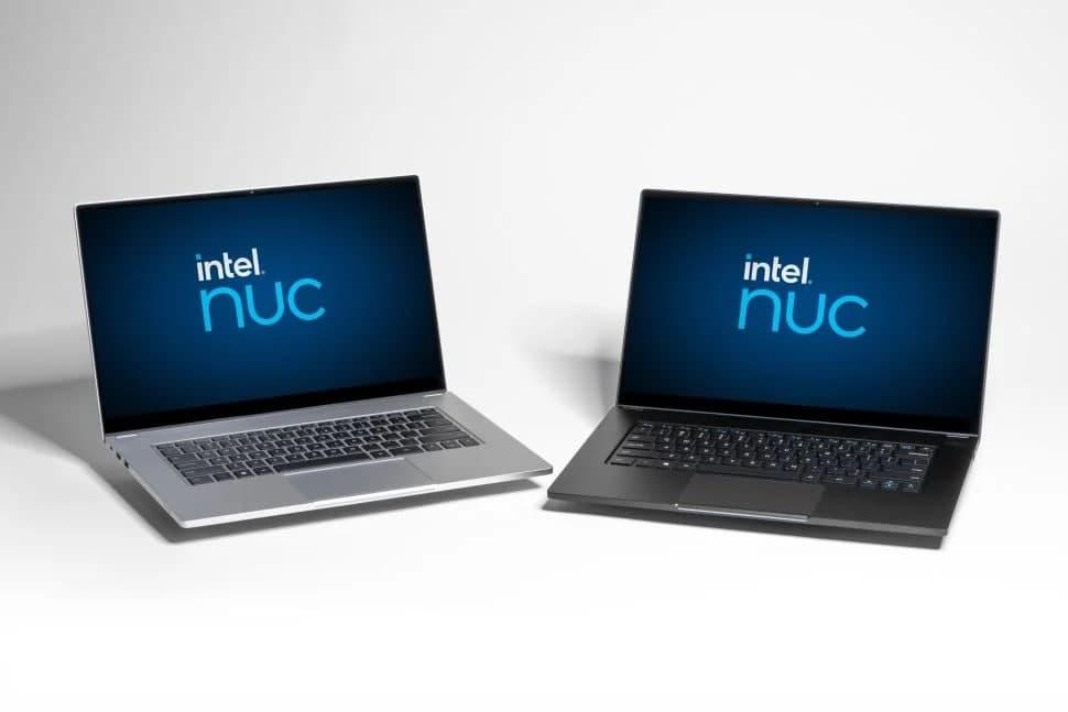 英特尔推出搭载第11代处理器的NUC M15笔记本电脑套件