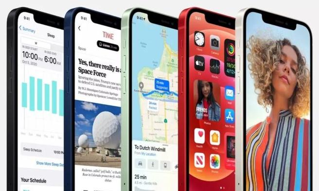 适用于iPhone 12系列的Apple的iOS 14.2.1更新