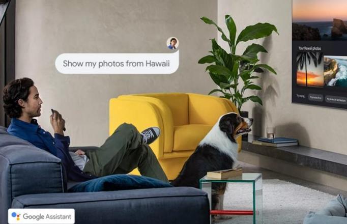 三星2020年的智能电视将支持Google Assistant