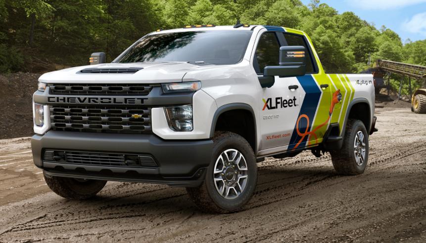 通用汽车的卡车通过第三方PHEV解决方案超越了福特F-150混合动力车