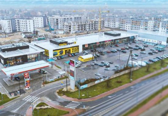 LCP Properties投资波兰零售园区