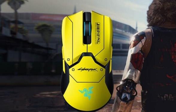 雷蛇推出了Cyberpunk 2077游戏鼠标