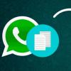 使用WhatsApp Web传输或临时存储文件