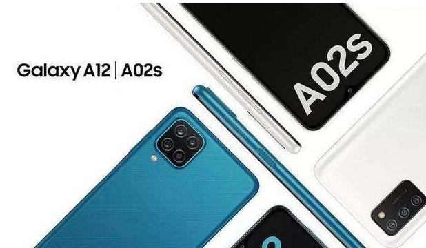 三星的新入门手机Galaxy A12和Galaxy A02s