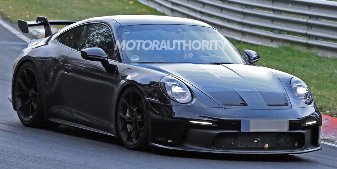 2021保时捷911 GT3将获得6速手动选项,500匹以上的马力