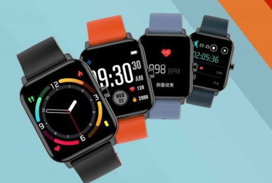 中兴推出新款智能手表:Watch Live