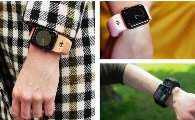 Wristcam表带赋予Apple Watch相机功能