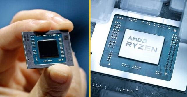 AMD锐龙9 5900HX性能可以媲美台式机处理器