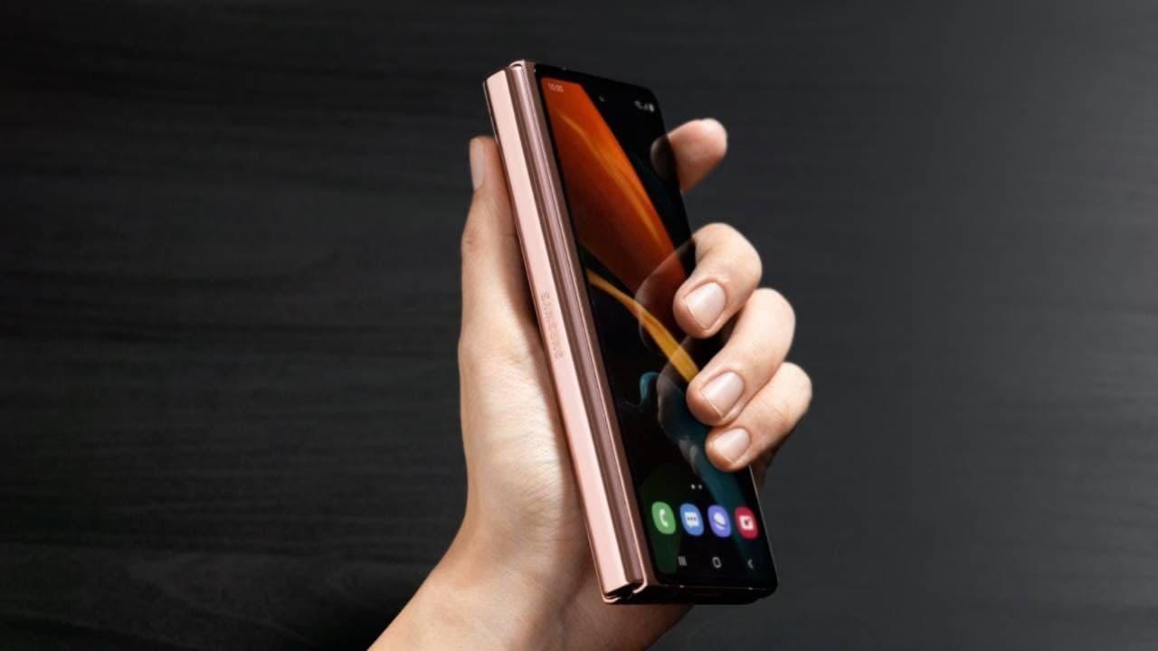 三星Galaxy Z Fold 3可获得较小的覆盖屏幕,Z Flip 2可获得较大的覆盖屏幕