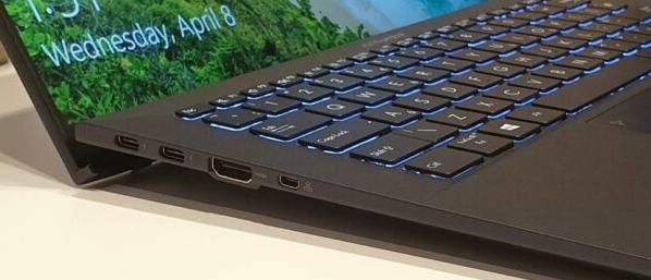 华硕推出全球最轻的专业笔记本电脑