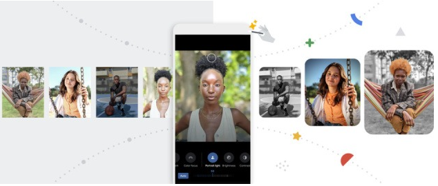 了解Google Portrait Light背后的技术