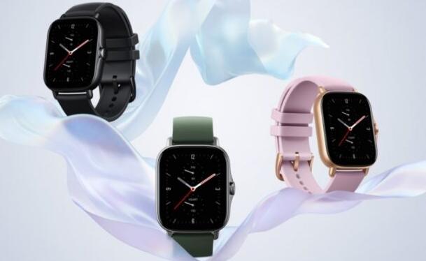 Amazfit宣布推出GTS 2e和GTR 2e智能手表