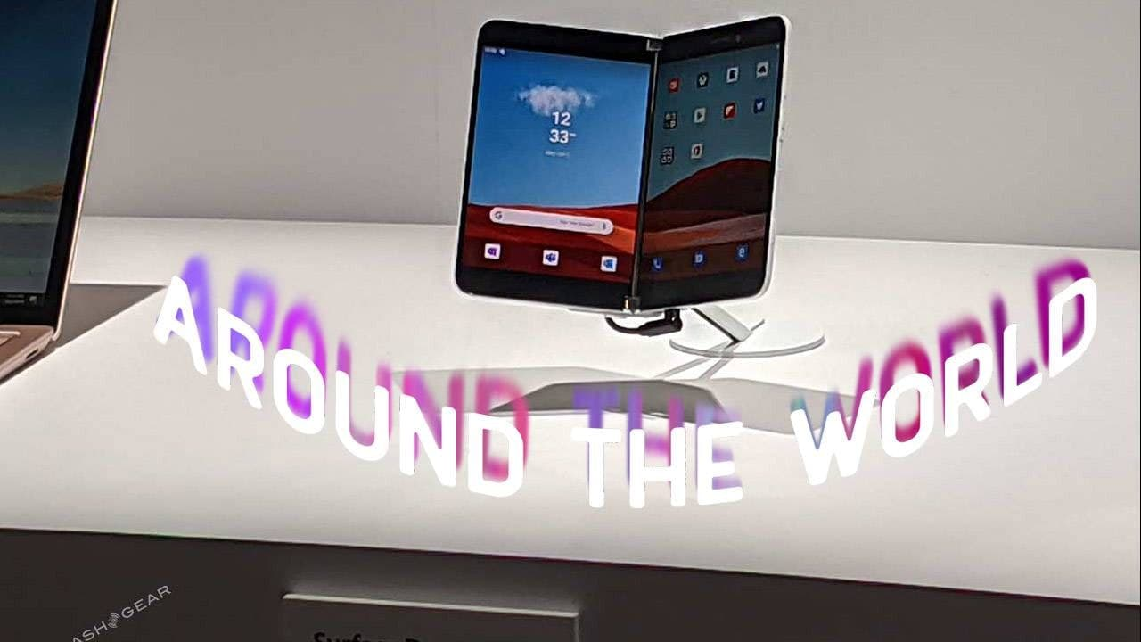 Surface Duo可用性不断扩大(无论好坏)