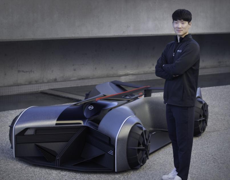 日产实习生设计未来的GT-R