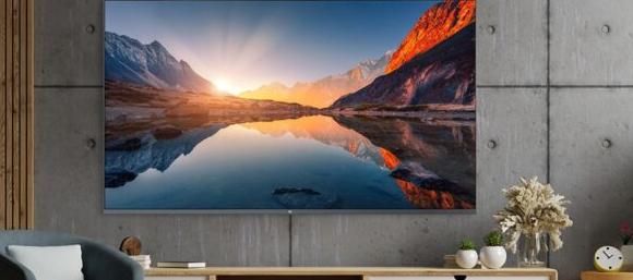 小米发布QLED电视4K 55寸电视