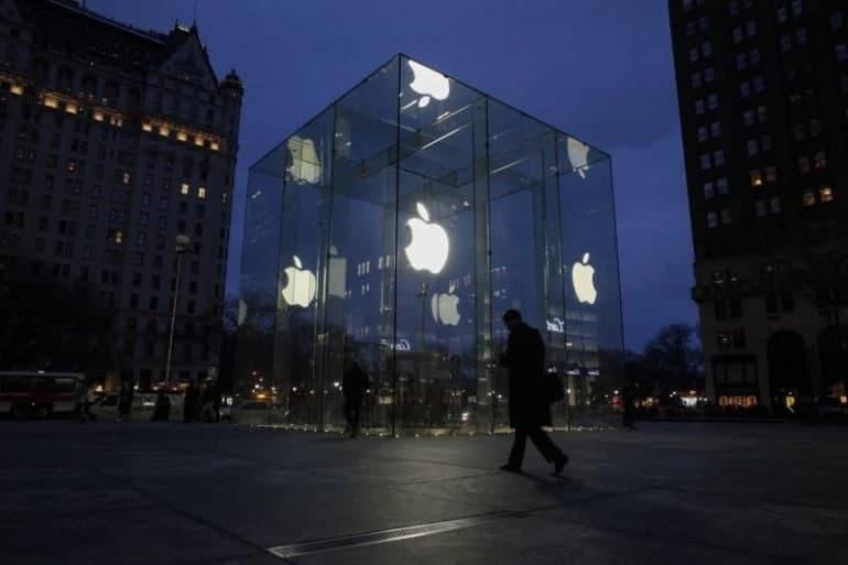 苹果已经在全美关闭了约100家商店