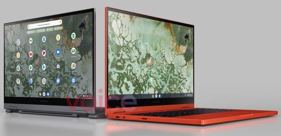 三星的Galaxy Chromebook 2看起来像它的前身
