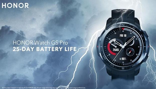 Honor Watch GS Pro将能够安装第三方应用
