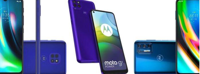摩托罗拉手机:Moto G9系列的3种新型号
